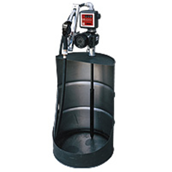 Drum and tank transfer unit, 12 voltage, 80 litres a minute flowrate