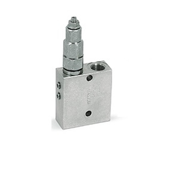 Hydraulic direct acting sequence valve, 3/8""