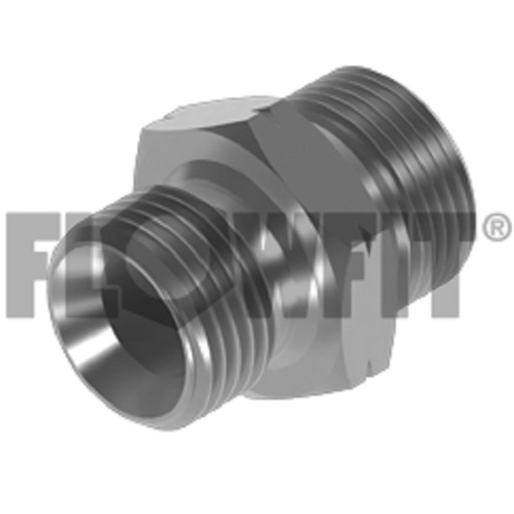 METRIC Male 1.5mm Pitch x BSP Male, 26mm x 1-1/4""