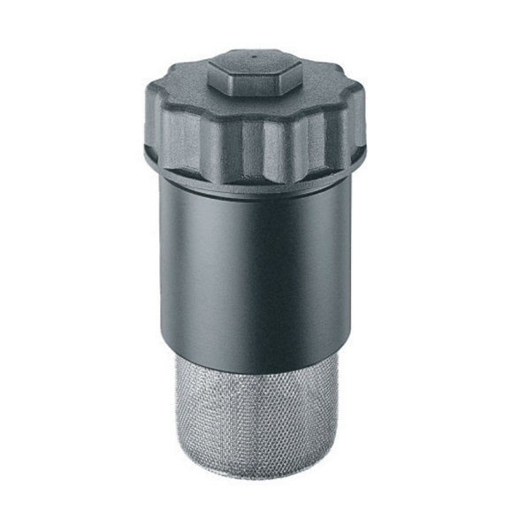 Hydraulic weldable filling plug with breather 80x2 METRIC
