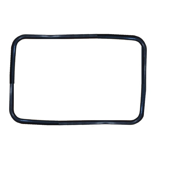 Hydraulic gasket 6mm NBR 70? shore to fit between steel lid and the 63 Litre aluminium tank