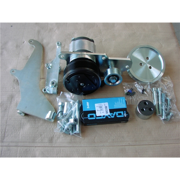 Hilux 2.5 TD / 3.0 TD PTO and pump kit 12V 60Nm TOY02TO104