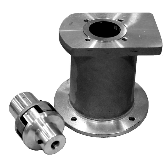 "Bell housing and drive coupling kit to suit group 1 pump, 1"" Shaft"