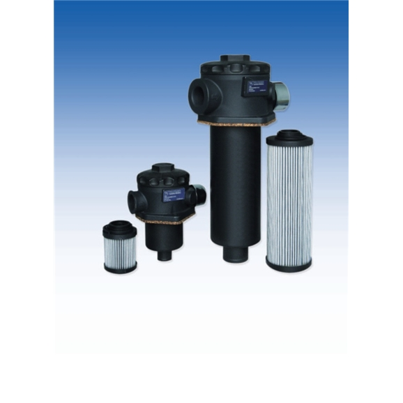 Filtrec hydraulic FR-8 return filter Max 8 Bar Filter FR-8-10-C10-B-B4-O-10-C-R1