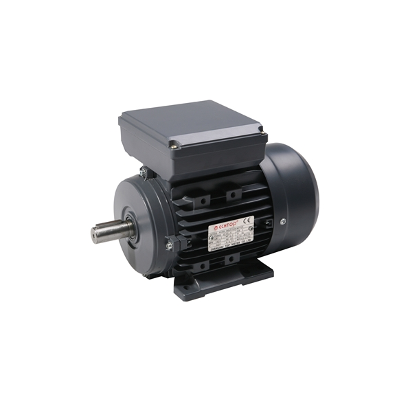 Single Phase 230v Electric Motor, 1.1Kw 4 pole 1500rpm with foot mount