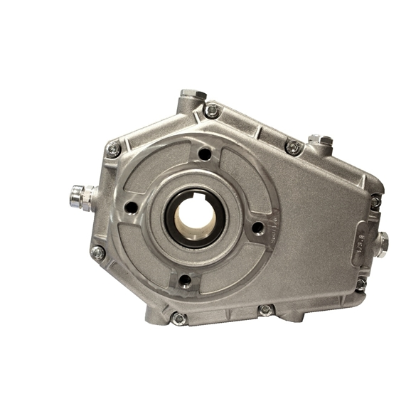 Hydraulic series 96001 speed reduction gearbox group 3 SAE A dia.25 ratio 1:3,8 39-96001-6