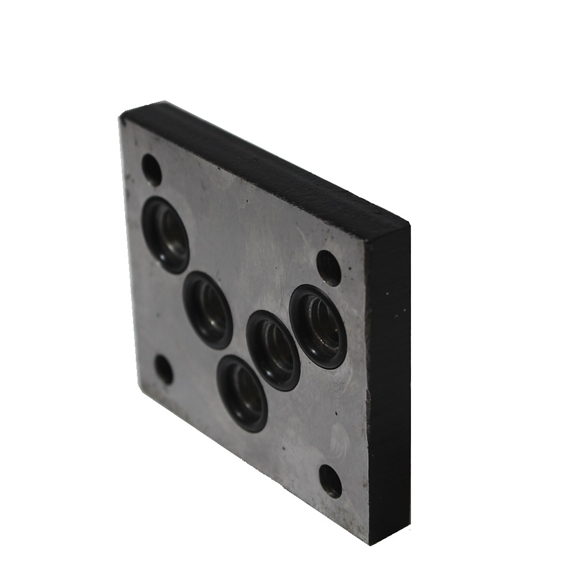 Flowfit hydraulic cetop 5 cover plate
