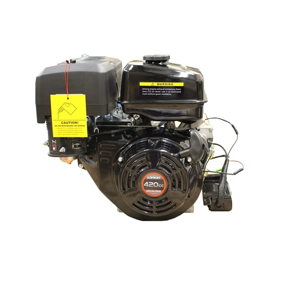LONCIN 15HP PETROL ENGINE WITH 8CC HYDRAULIC GEAR PUMP GIVING 24L/MIN @ 3045PSI @ 3000RPM