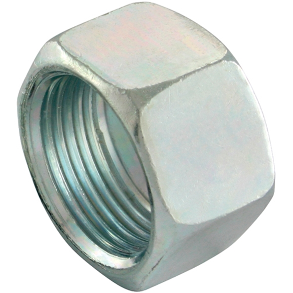 Din 2353 Walform Nuts, Heavy Duty, Thread Size M24 X 1.5, OD 16mm