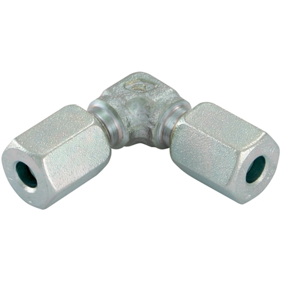 Equal Elbows, Light Duty, OutsIDe Diameter 12mm