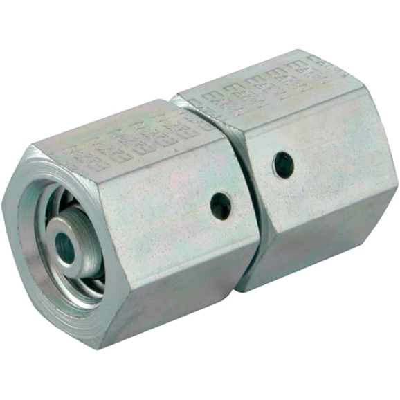 Straight Couplings, Equal Straight, Heavy Duty, OutsIDe Diameter 6mm