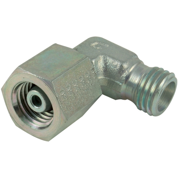 90? Swivel Elbow, Heavy Duty, Outside Diameter 12mm