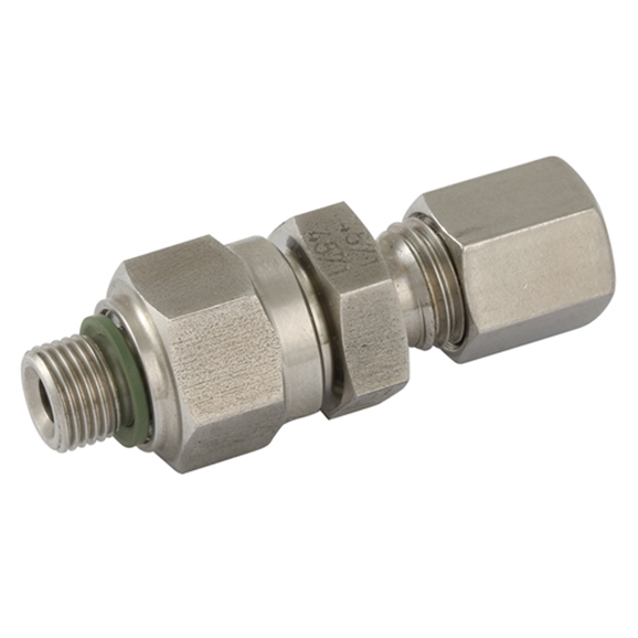 "L Series, 1/2"""" BSPP, hose OD 18mm Non Return Valves"