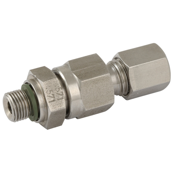 "L Series, 1/8"" BSPP, Tube OD 6mm Non Return Valves"