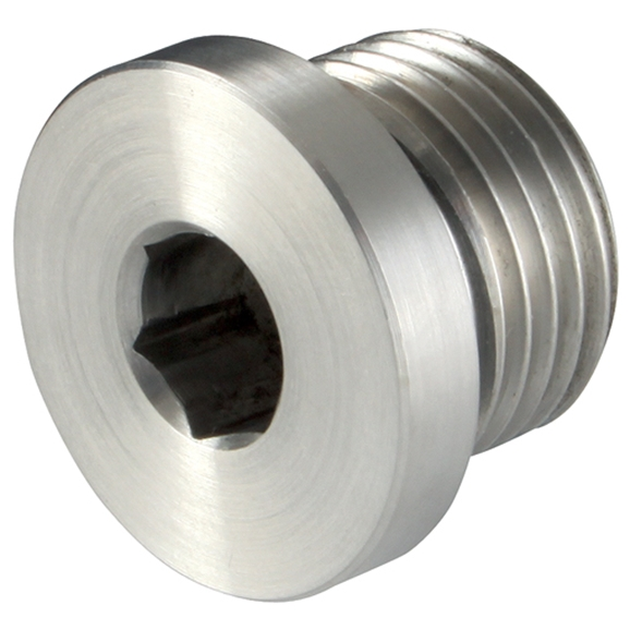 Blanking Plugs, Threaded, BSPP 1/8""