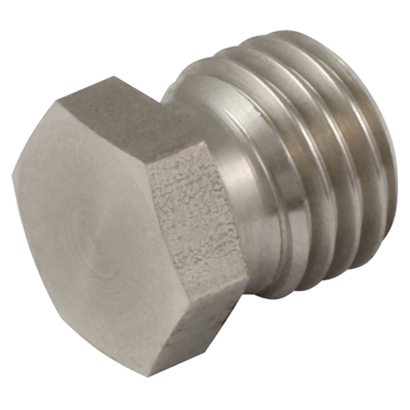 Blanking Ends, L Series, hose OD 6mm