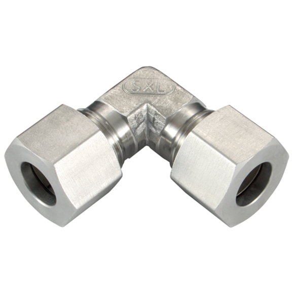 Equal Elbows, S Series, Outside Diameter 6mm