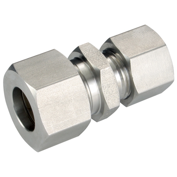 Straight Reducers, L Series, Outside Diameter A 22mm, Outside Diameter B 8mm
