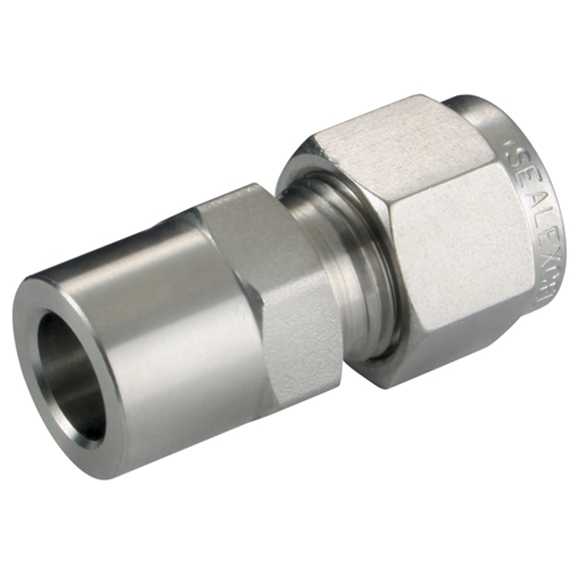 Weld Union, Sockets, Tube x Tube, hose OD 1/8""""