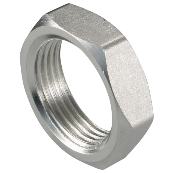 Lock Nuts, To Suit Bulkheads, hose OD 7/8""