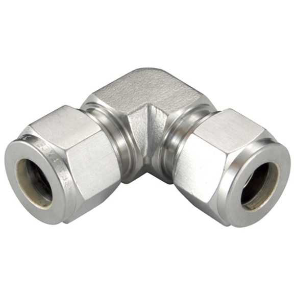 Union Elbows, Tube x Tube, hose OD 6mm