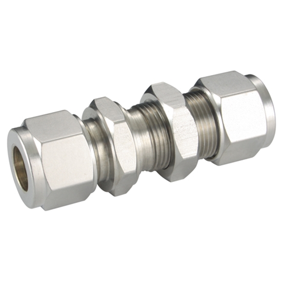 Bulkhead unions tube od mm fittings