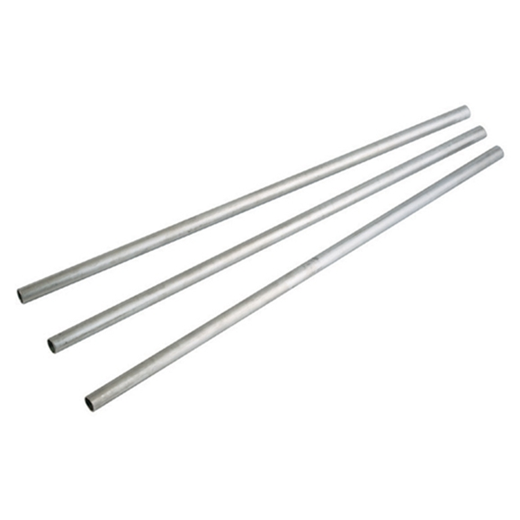 316 Stainless Steel Tube, Seamless ASTM A269, Metric, 3 Metre Lengths, Outside Diameter 6mm, Wall Thickness 1.0mm