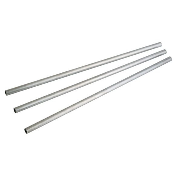 316 Stainless Steel Tube, Seamless ASTM A269, Imperial, 3 Metre Lengths, Outside Diameter 1/2''