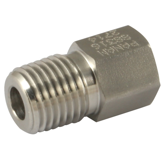 Equal Male x Female Adaptors, Male x Female, NPT, Thread Size 1/2''