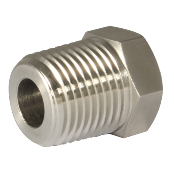 Reducing Bushes, Male x Female, NPT, Thread Size Male 1/8'', Thread Size Female 1/16''
