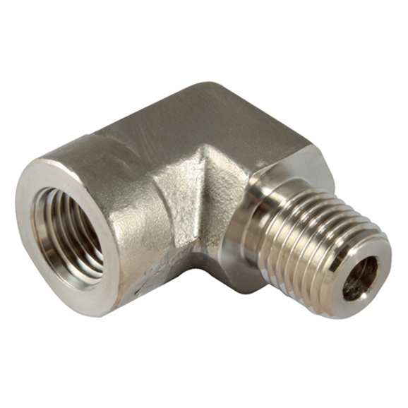 Equal Elbows, Male x Female, NPT, Thread Size 1/2''