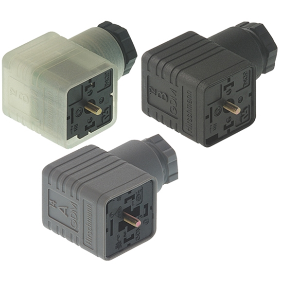 Electrical Connectors, PG11, 230V AC/DC, LED No Protection