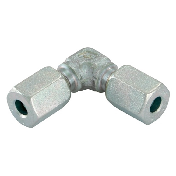 Equal Elbows, Heavy Duty, Outside Diameter 6mm