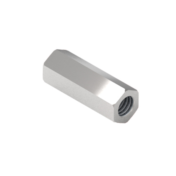 "GL Stainless Steel Check Valve, 1/4"" BSP Ports, 1 Bar Cracking Pressure"