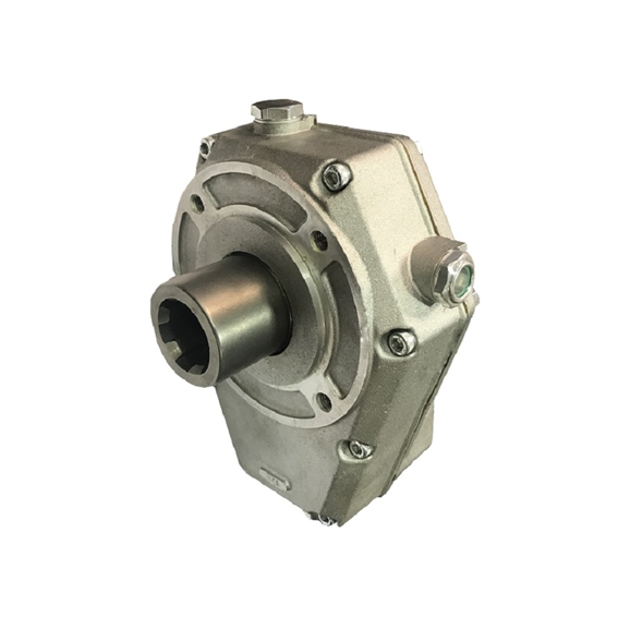 Hydraulic series 60000 PTO gearbox, group 2 Female shaft short, ratio 1:3,8 10Kw 33-60003-6