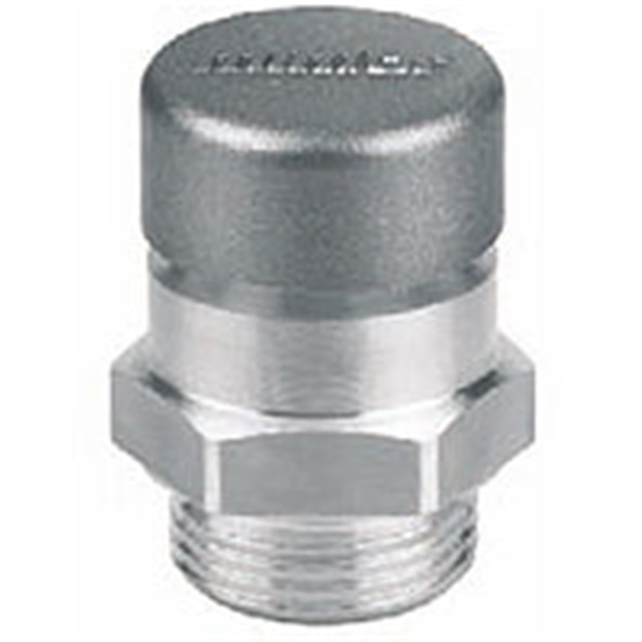 "Hydraulic oil filling plug and breather, 1/4"" BSP, TSFT/N1G"