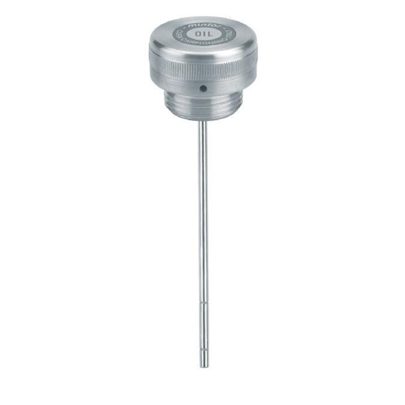 "Hydraulic plug with dipstick and breather, 1/4"" BSP, TCLS/Z1G"