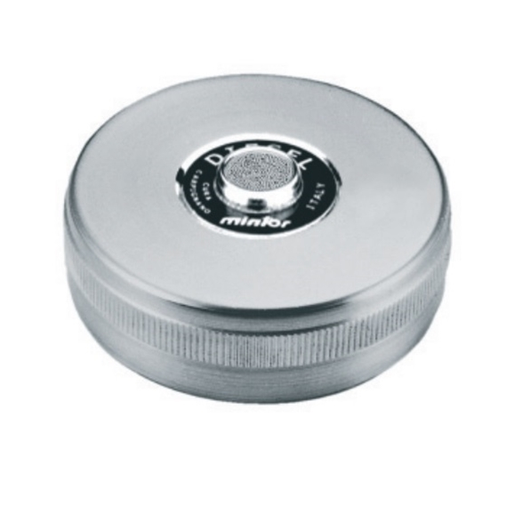 "Hydraulic Female threaded plug with breather, 1""1/2 BSP, for use with Diesel TFES/Z2G"