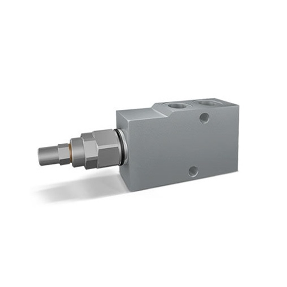 "Hydraulic Single Over Centre Valves For Closed Centre Type A, VBCD 1/2"" SE-A CC, Pilot Ratio 1:4,5"