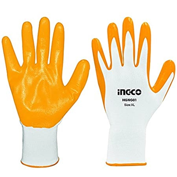 Ingco Latex Coated Gloves