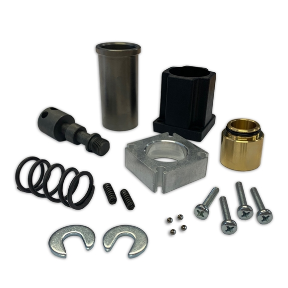 Floating 4th Position Kit with Detent 126, For Galtech Q25 & Q45 Valves