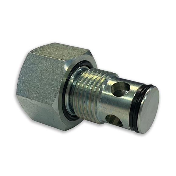 Closed Centre Plug, For Galtech Q25 & Q45 Valves